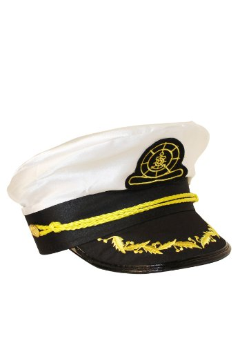 Generique - Casquette capitaine marin