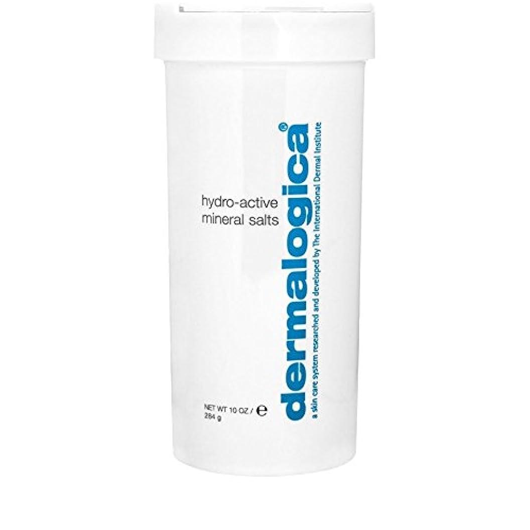 腹痛有益フォームDermalogica Hydro Active Mineral Salt 284g - ダーマロジカ水力アクティブミネラル塩284グラム [並行輸入品]
