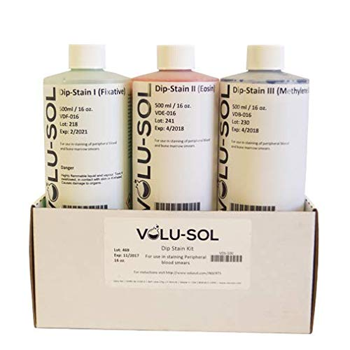 Volu-Sol, Dip-Stain Kit - (500 mL / 16 oz.)
