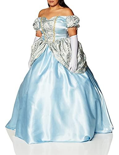 Big Sale InCharacter Costumes, LLC Women's Enchanting Princess Costume, Blue, Medium