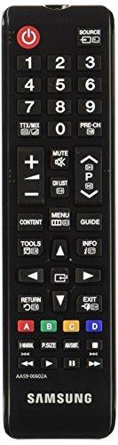 Samsung AA59-00602A Ersatz-Fernbedienung für TV, Schwarz