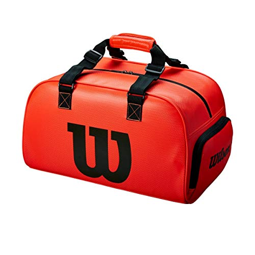 Wilson Unisex Reisetasche/ Duffel, rot, small, WRZ847991