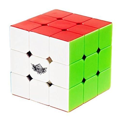 Emwel 3x3 Speed Cube Enhanced Edition Magic Cube special toys (56mm)