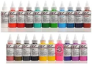 The Bloodline 21 Color Tattoo Ink Set