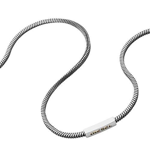 Diesel Collares de los hombres Latón Sin piedras preciosas No aplica aplica - DX1240040