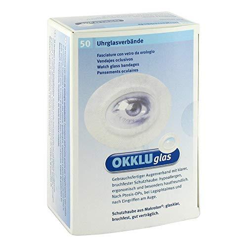 OKKLUGLAS Uhrglasverband 50 St Verband