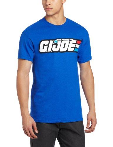 Gi Joe Herren T-Shirt - Blau - Klein