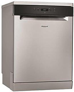 Whirlpool WRFC 3C26 X lave-vaisselle Autonome 14 places A++ - Lave-vaisselles (Autonome, Acier inoxydable, Taille maximum ...