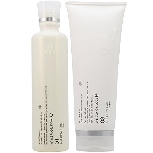 MUCOTA ADLLURA AIRE 01 250ml & 03 200g(7oz) set