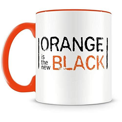 Caneca Personalizada Orange is the New Black - Laranja (mod.2)