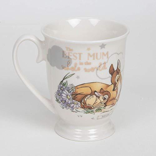 WIDDOP Disney DI702 - Tazza con scritta 'Best Mum'