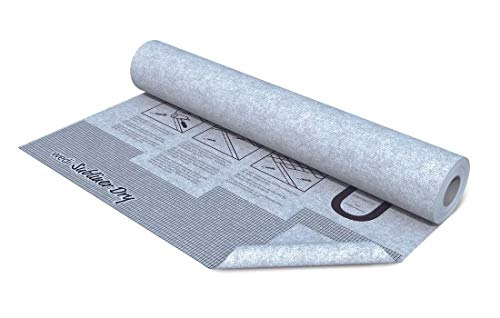 Find Bargain Wedi Subliner Dry Mat - Crack Isolation and Waterproofing Membrane (322 sq ft roll)