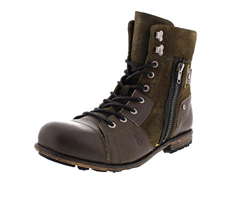 Yellow Cab Boots Industrial 18069 Green
