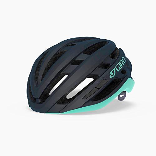 Giro Agilis MIPS W Womens Road Cycling Helmet - Small , Matte Midnight/Cool Breeze