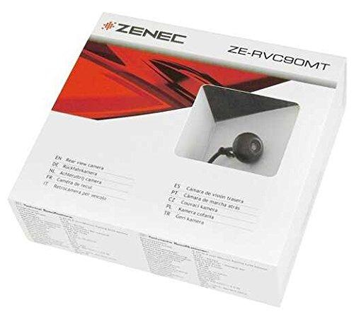 ZENEC ZE-RVC90MT Rückfahrkamera flexibel einsetzbar IP68 NTSC Kamera