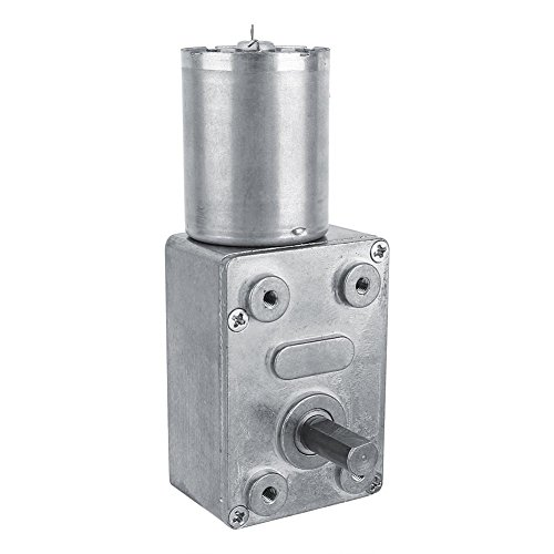 baratos y buenos FTVOGUE DC12V Caja de engranajes de motor eléctrico CW / CCW Motor de engranaje helicoidal reversible y reversible de alto par … calidad