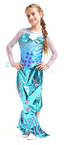 - Die Kleine Meerjungfrau Kleid Kostüme