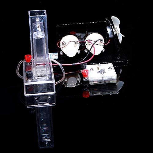 Elektrochemisch apparaat dat Demonstrator van Water elektrolyse Hydrogen Fuel Cell for Teaching Device