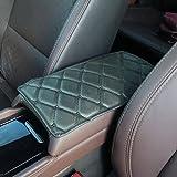 Ltxdczs para BMW E34 F10 F20 E92 E38 E91 E53 E70 X5 M M3 E46 E39E90,Alfombrilla parareposabrazos deCoche, Caja de Almacenamiento automática, Almohadilla para reposabrazos, cojín