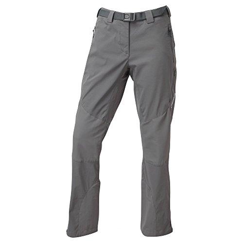 Montane Terra Ridge Women's Outdoor Pantalon (Regular Leg) - M