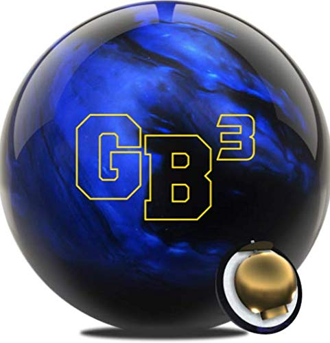 Ebonite Gamebreker 3 Black/Blue 15lb