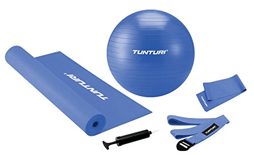Tunturi - Sets für Pilates in Blau