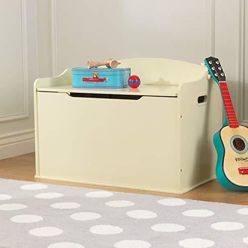 KidKraft Spielzeugtruhe Austin – Vanille, 77,6×46,4×49,8cm - 3