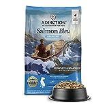 Addiction Salmon Bleu Dog - Dry Dog Food -...