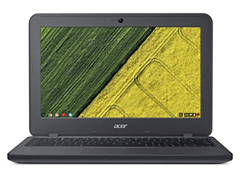 "Chromebook Acer N7 C731-C9DA Intel Celeron 4GB RAM 32 eMMC Tela de 11.6"" HD Chrome OS"