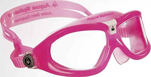 AQUA SPHERE - Kinder Schwimmbrille Seal Kid, Pink, Gr. onesize [Misc.]