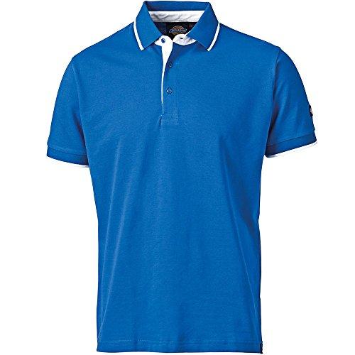 Dickies DT2000 BU 3XL Anvil Polo Taille 3XL Bleu