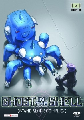Ghost in the Shell - Stand Alone Complex Vol. 7