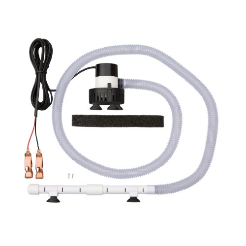 Marine Metal Super Saver 12-volt Aeration Kit