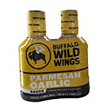 Buffalo Wild Wings Parmesan Garlic Sauce 24 oz 2 Pack (Total 48 oz)