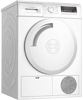 Bosch Electroménager WTN83208FF Sèche-linge frontal à condensation Série 4 - AutoDry - Pose libre - 8 kg - 112l - Blanc
