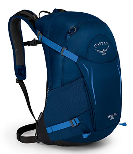 Osprey Hikelite 26 Unisex Hiking Pack - Bacca Blue (O/S)