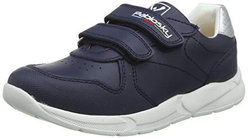 Pablosky 278020, Zapatillas Unisex niño, Azul (Azul Azul), 30 EU
