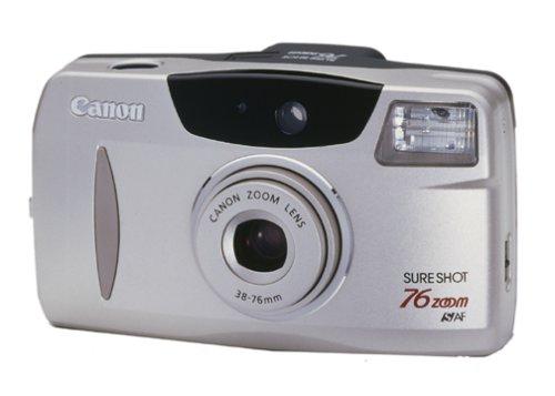 Canon Sure Shot 76 Zoom Date 35mm Camera