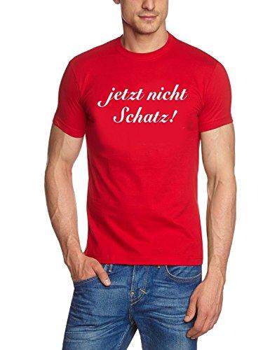 JETZT niet schat t-shirt div kleuren fun T-shirts zwart/wit
