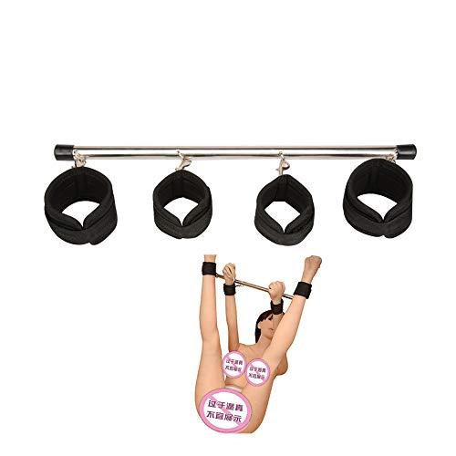 bingx - Juguete Fijo de Acero Inoxidable para Mano y pie
