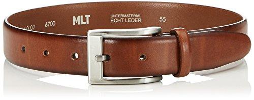 MLT Belts & Accessoires Amsterdam Gürtel, Braun (Cognac 6700), 65
