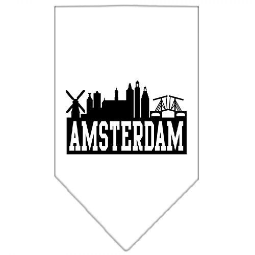 Mirage Amsterdam Skyline zeefdruk Bandana
