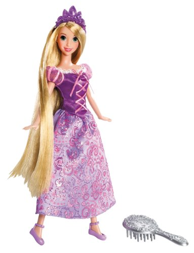 Mattel Disney Princess T3244-0 - Rapunzel