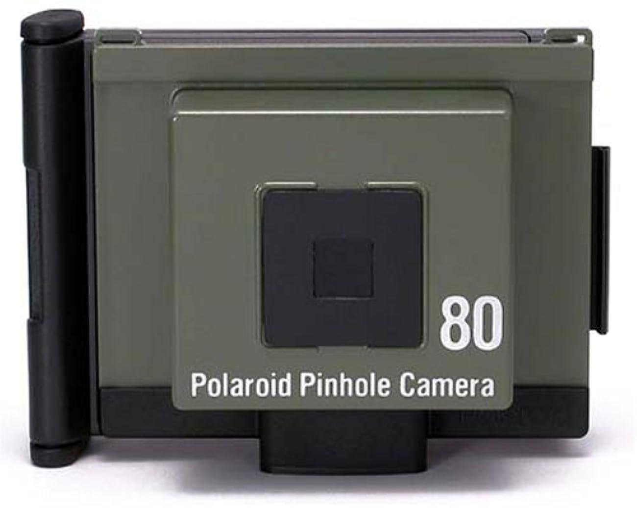 全国ストライク国内のPolaroid ピンホール80フィルムセット オリーブ ピンホールカメラ