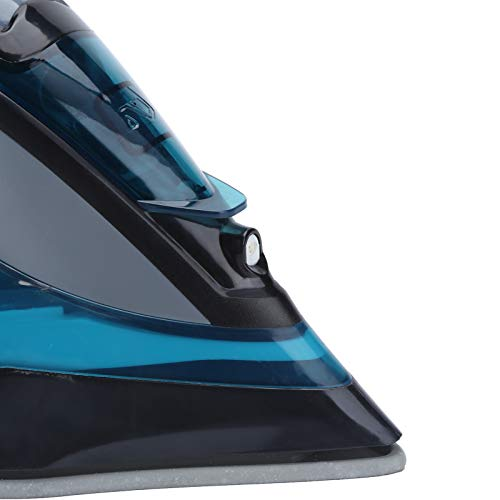 WinmetEuro Máquina para Planchar Ropa, Plancha de Vapor de 2200 W para el hogar para Enchufe de la UE 220-240 V