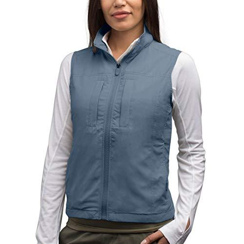 SCOTTeVEST Women's Featherweight Travel Vest | 16 Pockets | Anti-Pickpocket