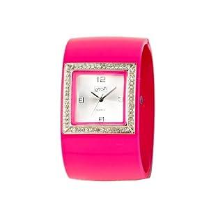 eton 2791-P – Reloj de Mujer de Cuarzo, Correa de plástico Color