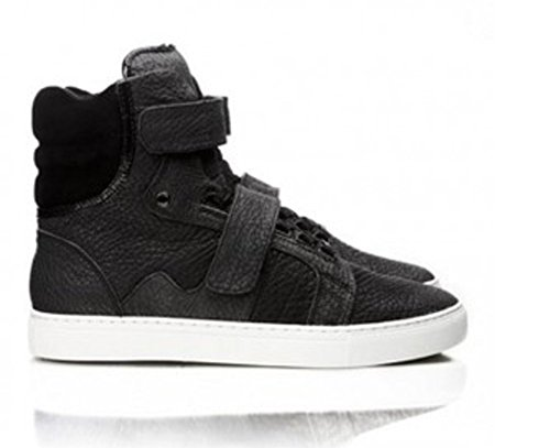 Android Homme AH Mens Sneakers Propulsion High Black (7.5)