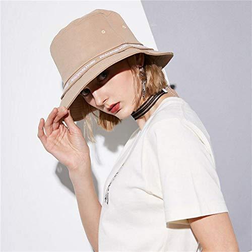 LFDSBLJ Verano señoras confort cuenca pescador sombra pescador sombrero sombrero para el sol
