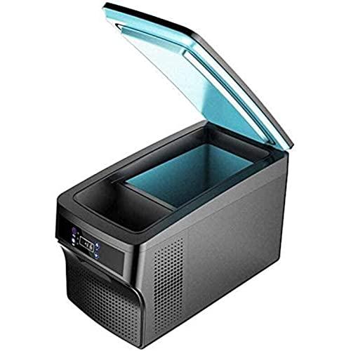 XIXIDIAN Mini refrigerador, automóvil portátil y hogar de Doble Uso doméstico, Adecuado para el Dormitorio o camión de Autos de Oficina en el hogar, RV, Barco. (Size : 32L)